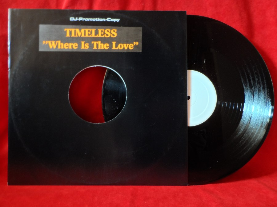 Timeless - Where is the Love